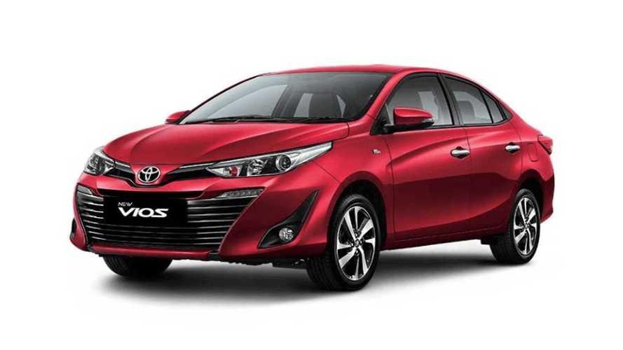 Fitur Menarik pada Interior Toyota Vios