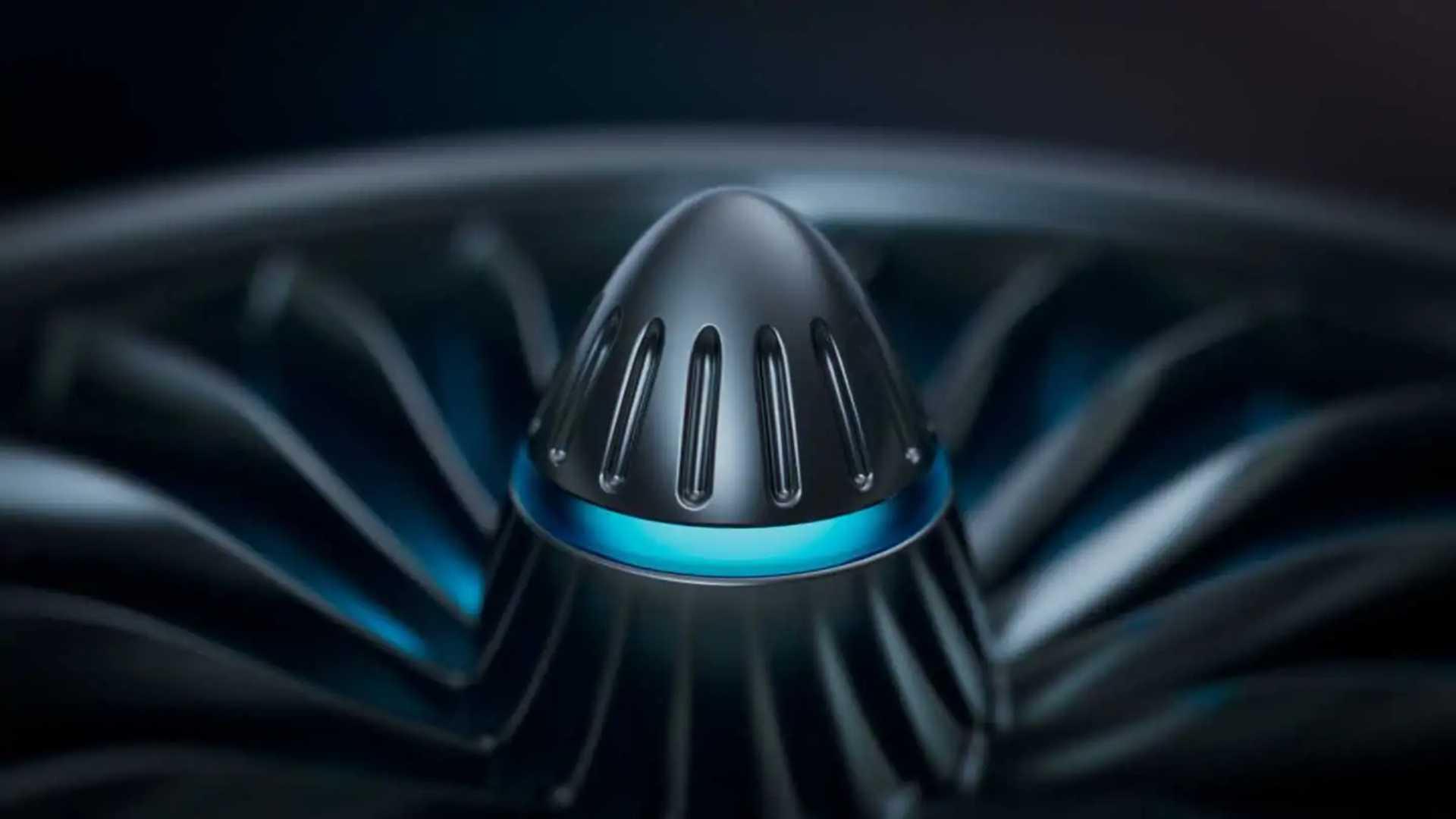 Mercedes-Benz MBUX Hyperscreen Air Vents