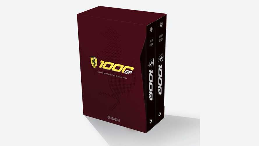 Motorsport Images ayuda a Ferrari en el libro por sus 1.000 GP