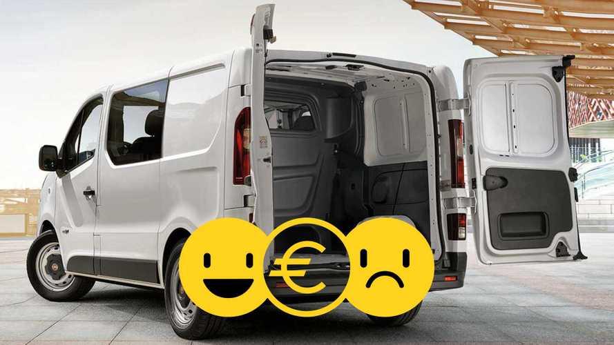 Fiat Professional, ecco tutti gli incentivi rottamazione