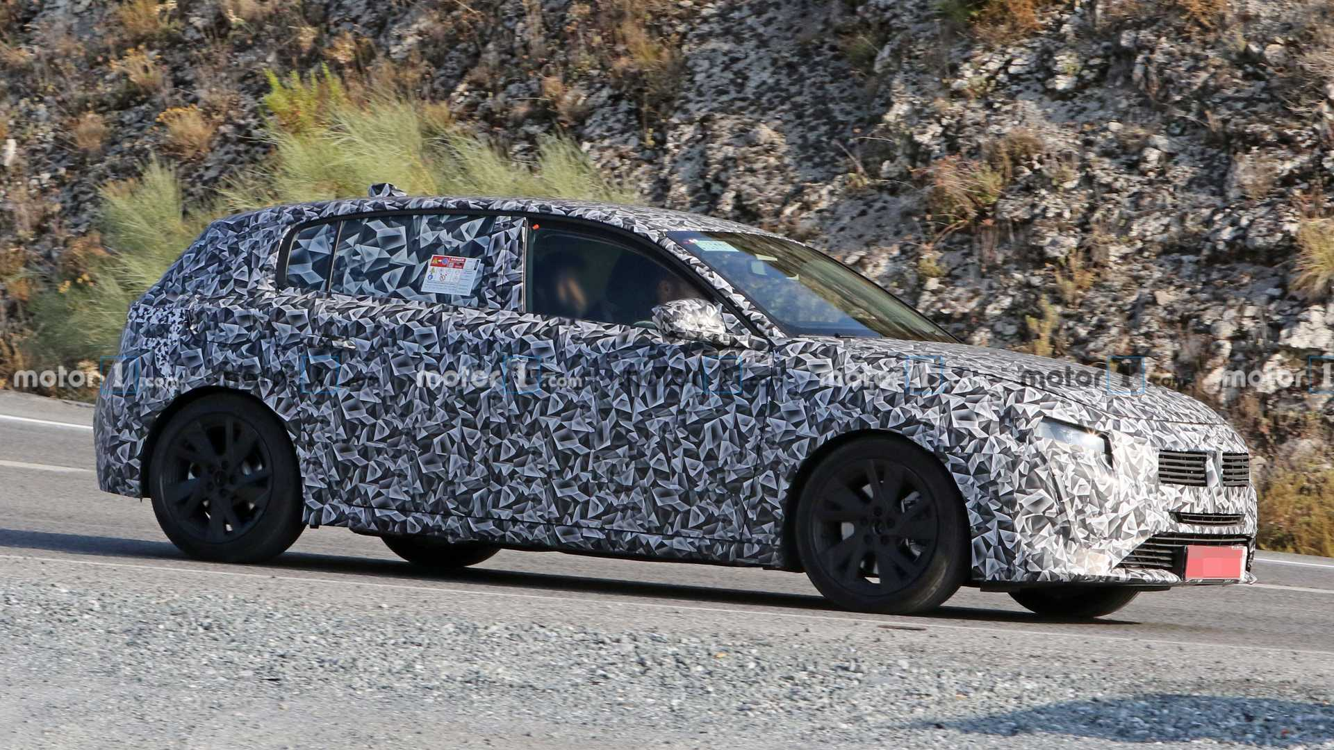 2021 - [Peugeot] 308 III [P51/P52] - Page 33 2022-peugeot-308-prototype-spy