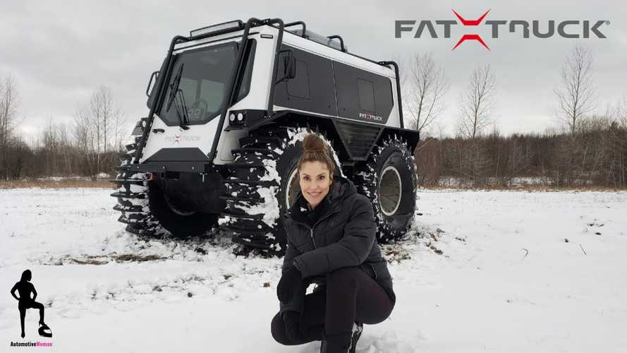 Meet The FAT Truck, Canada's Answer To The Russian Sherp