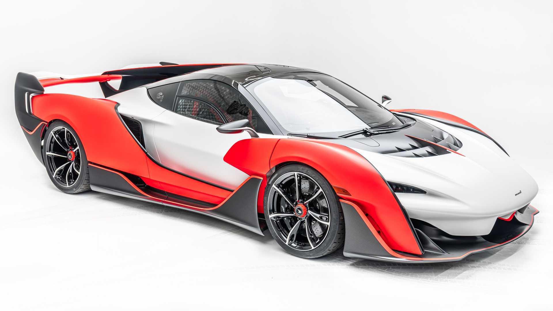 2021 McLaren Sabre Profile