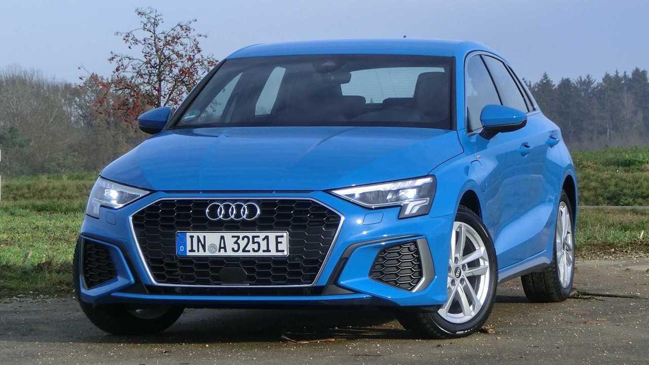 Audi A3 Sportback 40 TFSI e (2021): Wir haben die 204 PS starke Plug-in-Hybrid-Version des neuen A3 getestet.