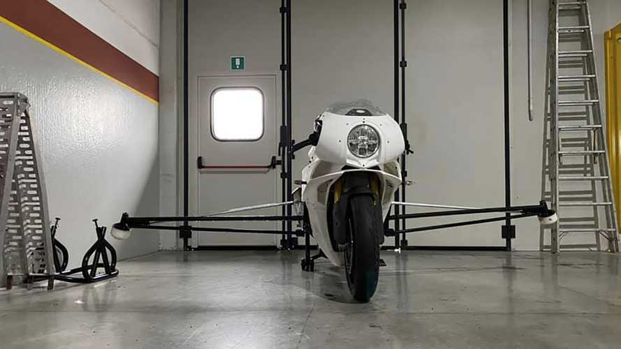Bimota KB4 Is Busy Testing And Getting Ready For 2021