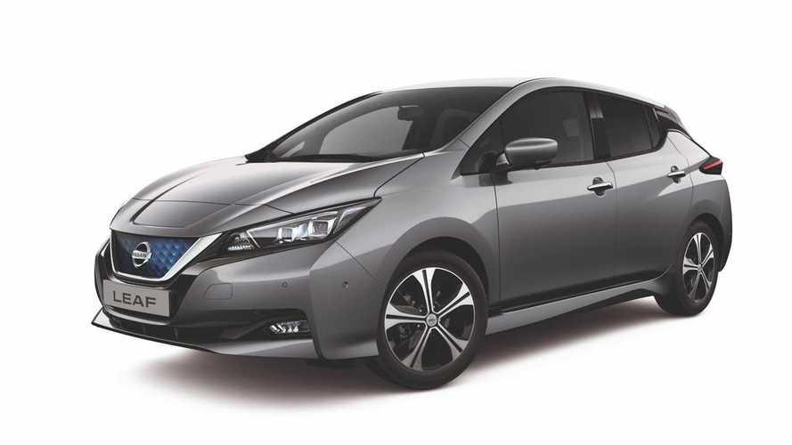 """Nissan Leaf (2021): Aufgewertet ins neue Modelljahr """"MY2020"""""""