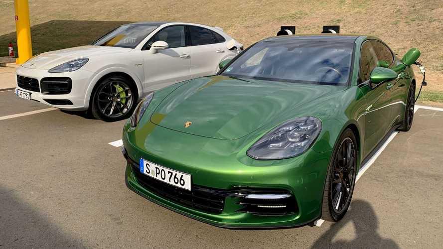 Porsche instala carregadores elétricos no Autódromo Velocitta em SP