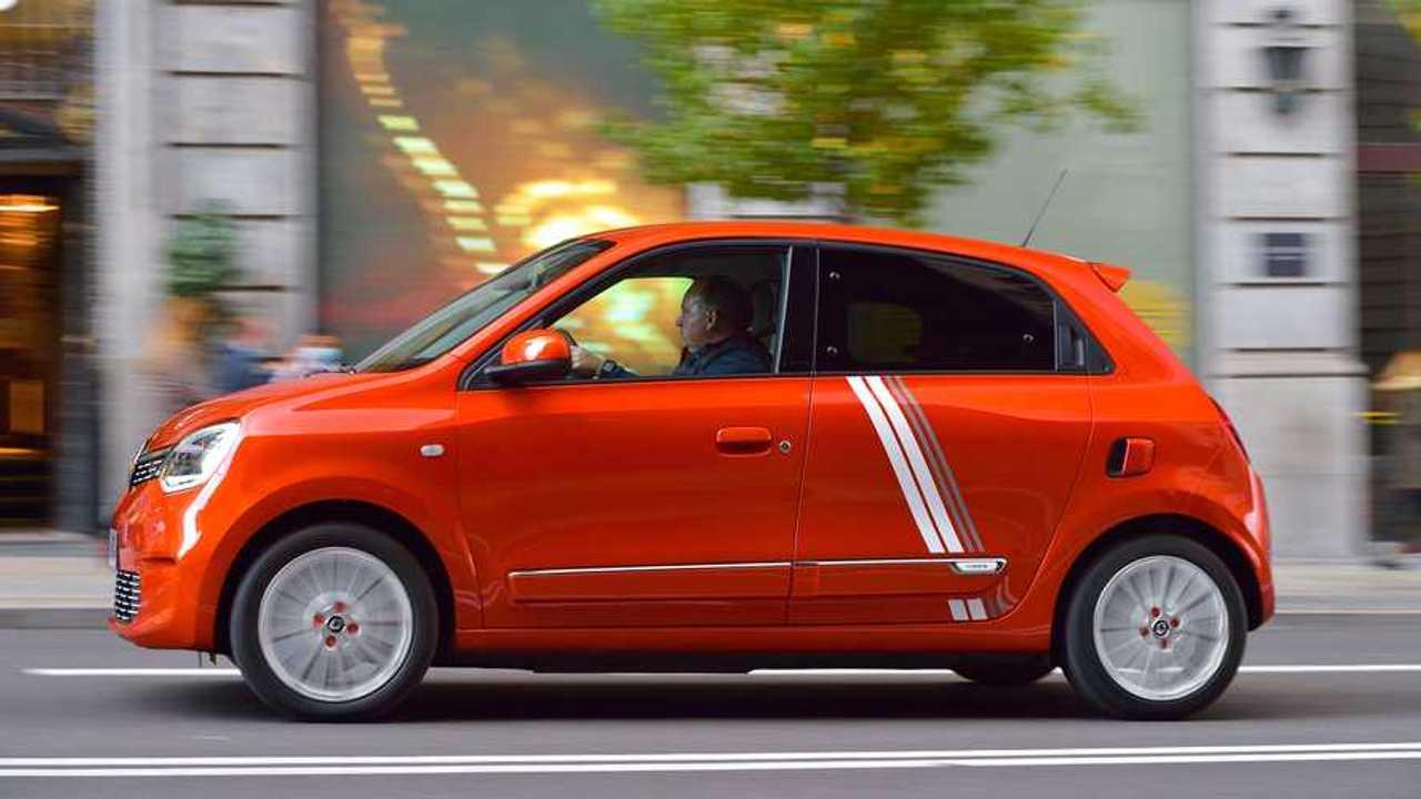 Renault Twingo Electric 2020, primeiro teste