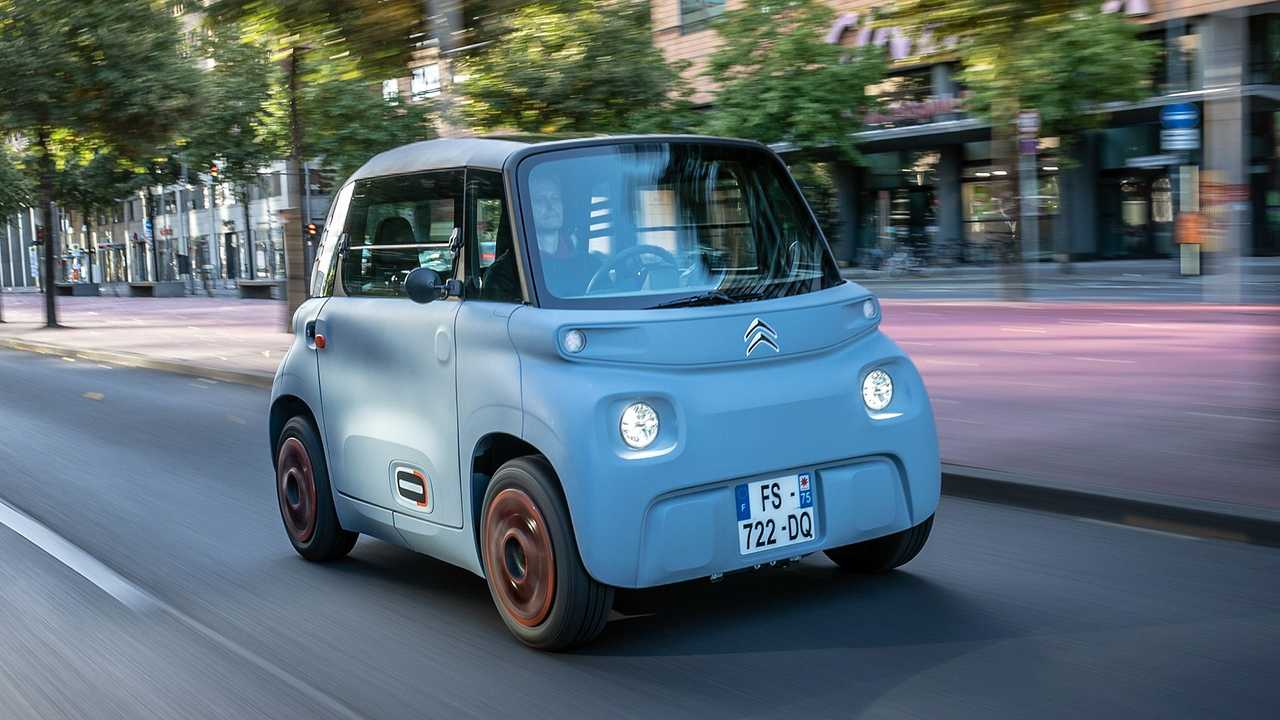 Citroën Ami (2020) im Test