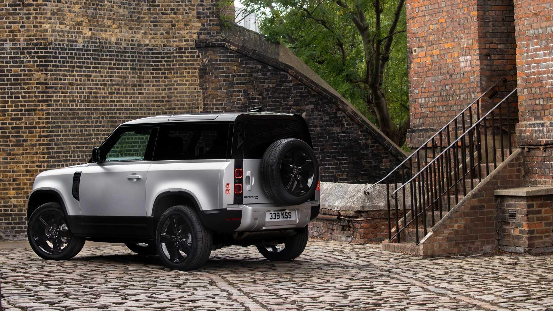 2021 Land Rover Defender Gets Some Updates And Shorter 90 ...