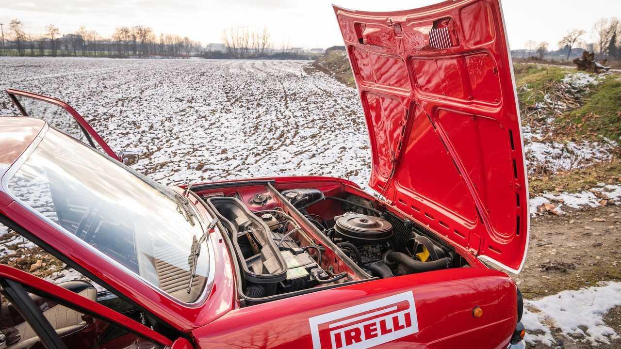 Alfa Romeo Alfasud Ti Bimotore 4x4
