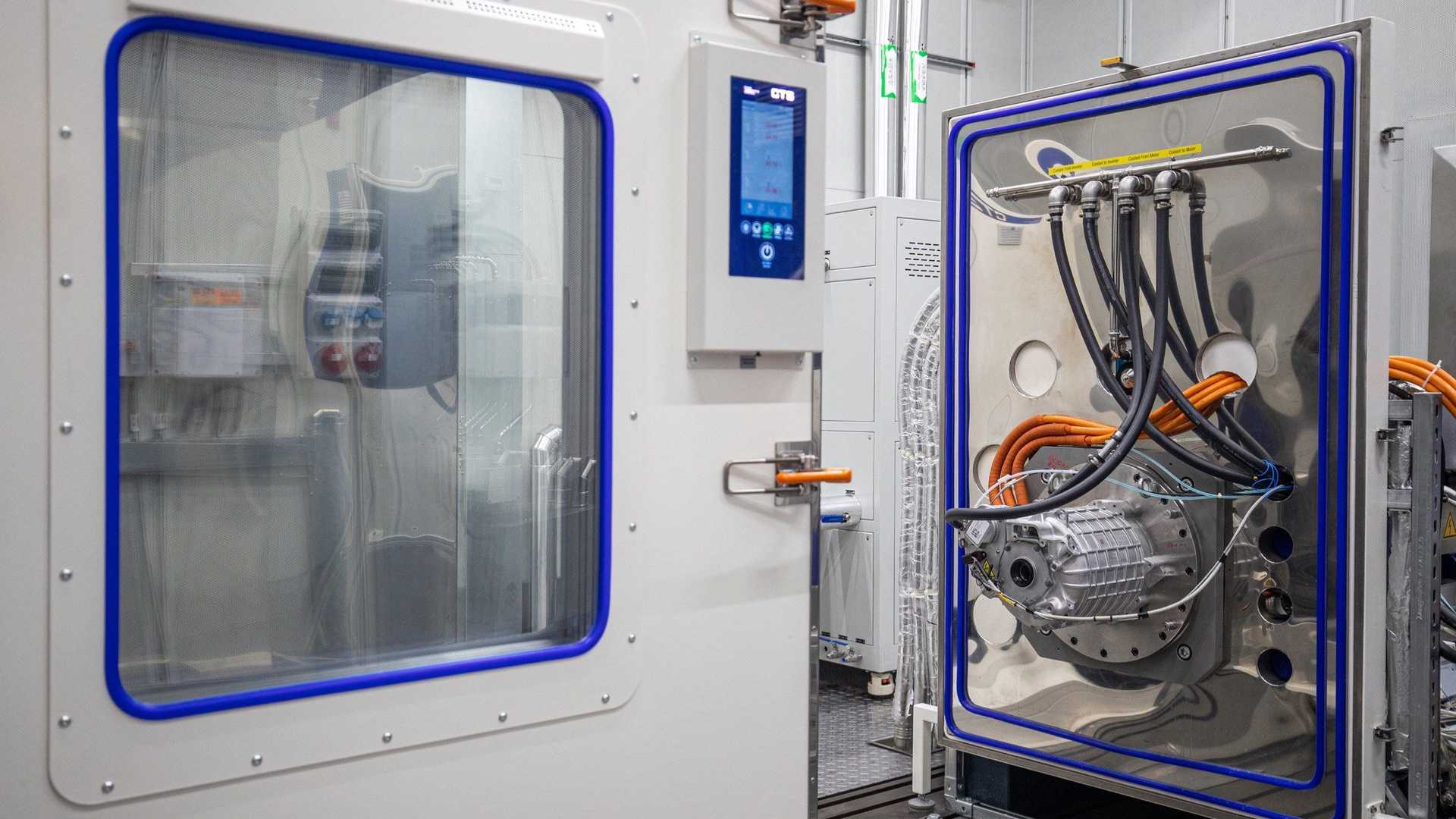 Volvo electric motors - in-house developments