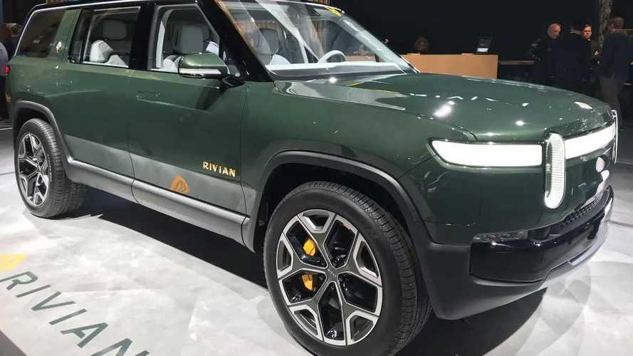 Pirelli cria para pneus especiais para a Rivian