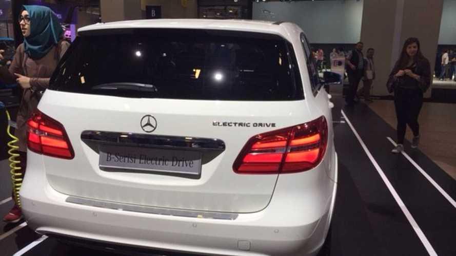 """Mercedes Benz Elektrikli Araba Alt Markası Yaratıyor; """"EQ"""""""