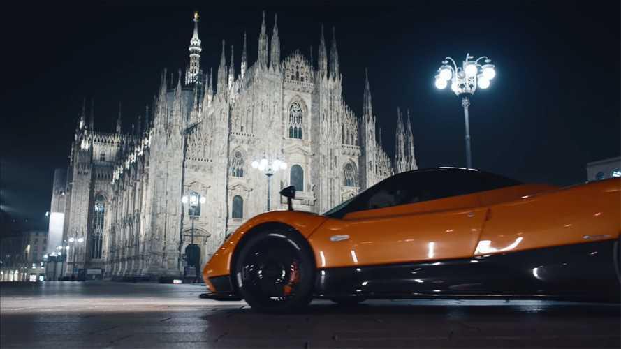 Pagani e Pirelli, un video per i sognatori di domani