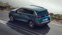 Peugeot 5008 Facelift (2021)