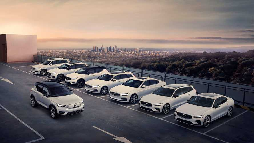 Volvo subscription service launched in UK