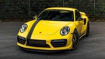 Manhart TR 850 Porsche 911 Turbo S