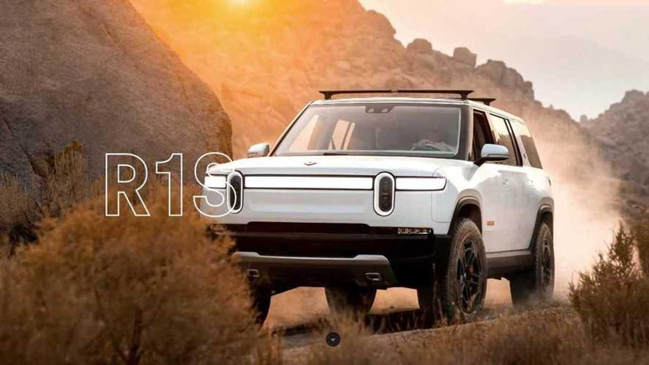 Rivian R1S, SUV eléctrico