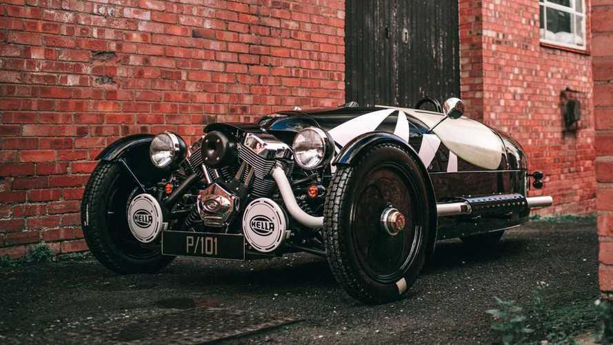 Morgan 3 Wheeler P101, l'ultima tre ruote prima della rinascita