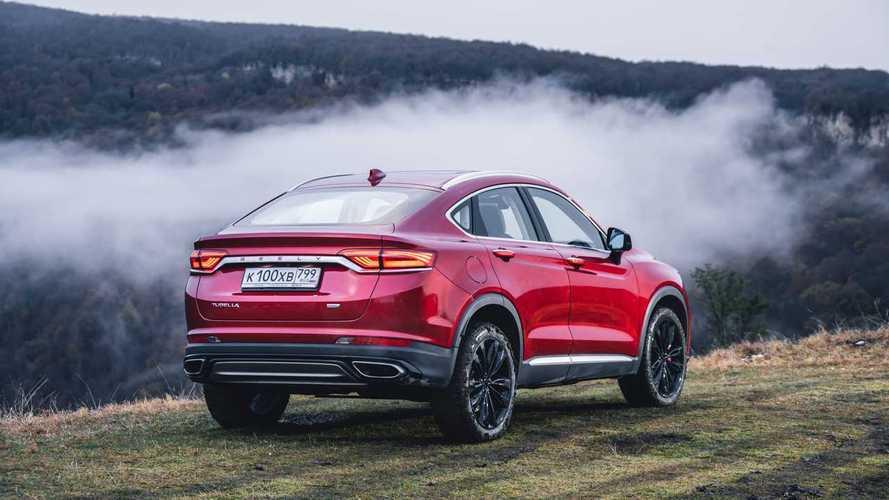 Geely Tugella: SUV Coupe Cina tapi Rasa Volvo, Buritan Mirip BMW X6