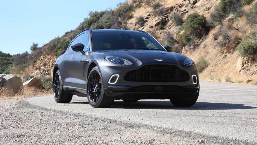 Aston Martin'den flaş 2030 açıklaması geldi!
