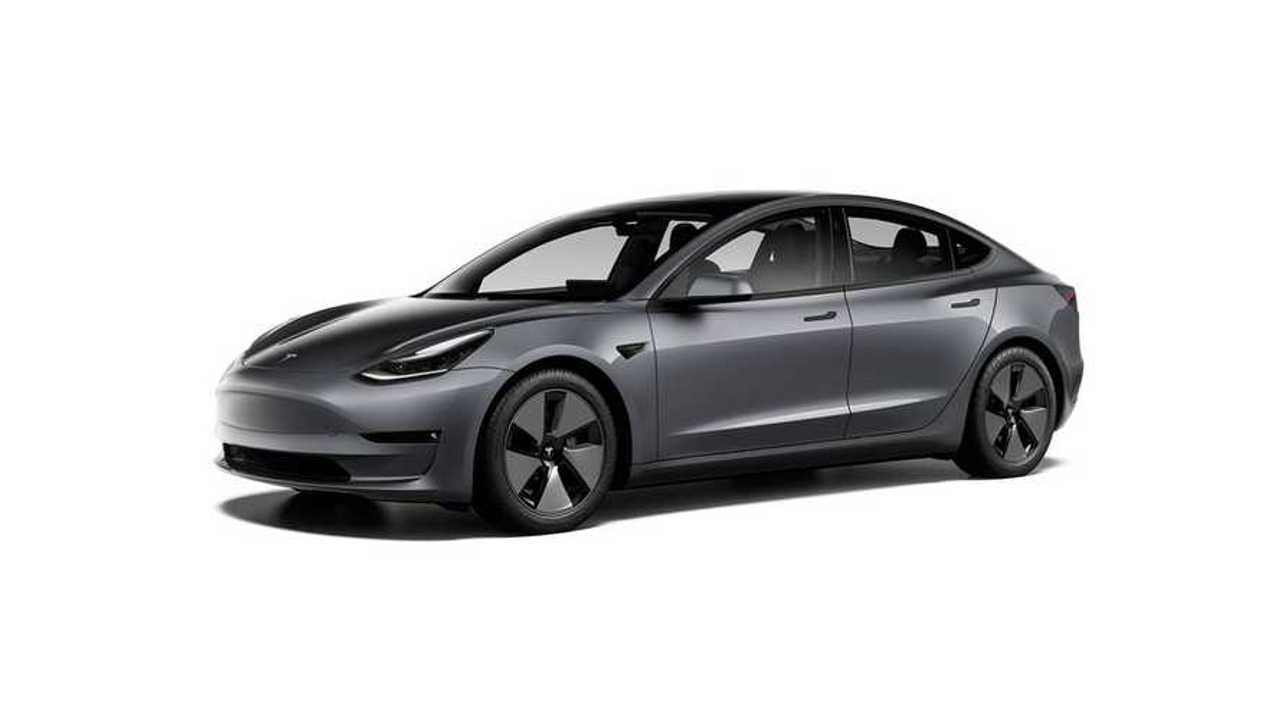 Tesla Model 3 18'' Aero Wheels (design studio U.S. - October 2020)