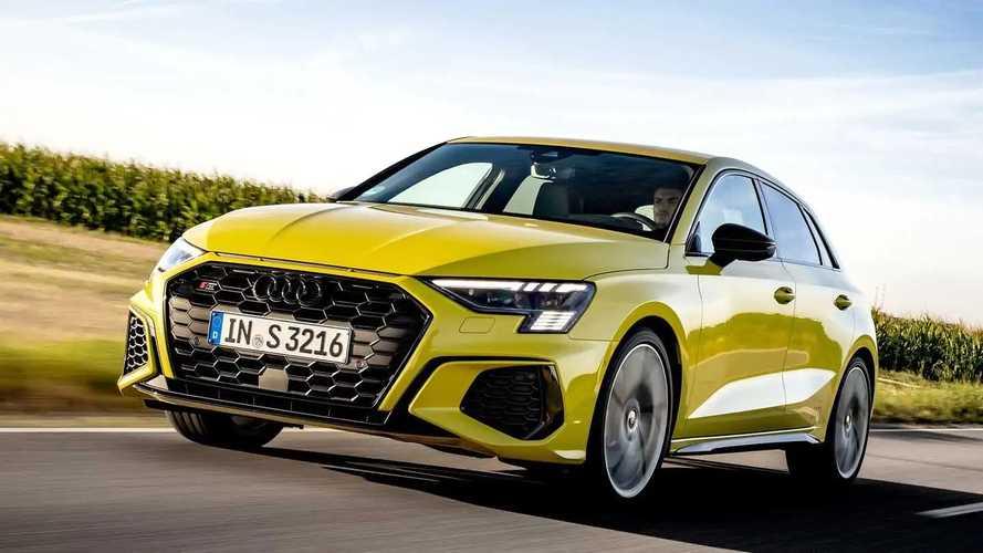 Audi S3 Sportback (2020) im Test