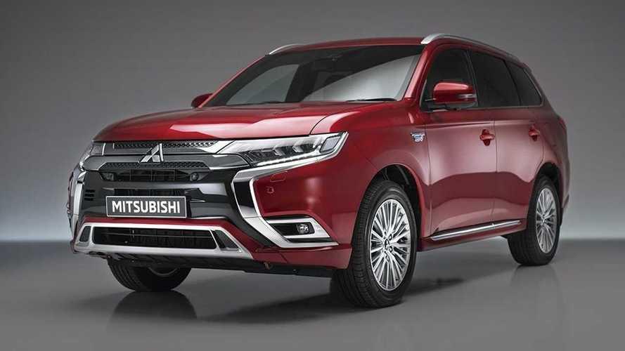 Mitsubishi Outlander PHEV 2020, más atractivo que nunca
