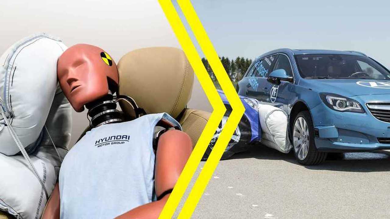 Sicurezza, il presente e il futuro degli airbag
