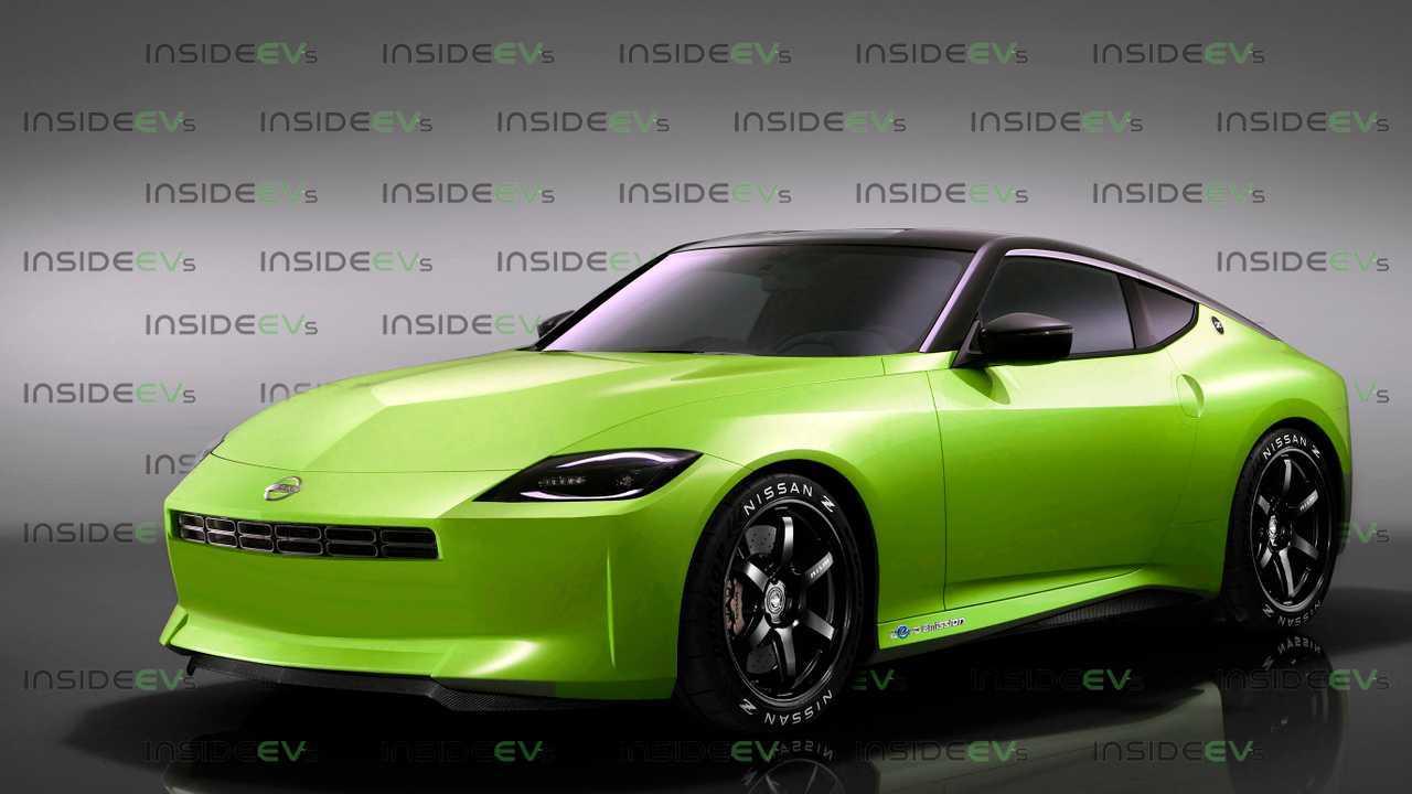 Nissan Z Proto EV