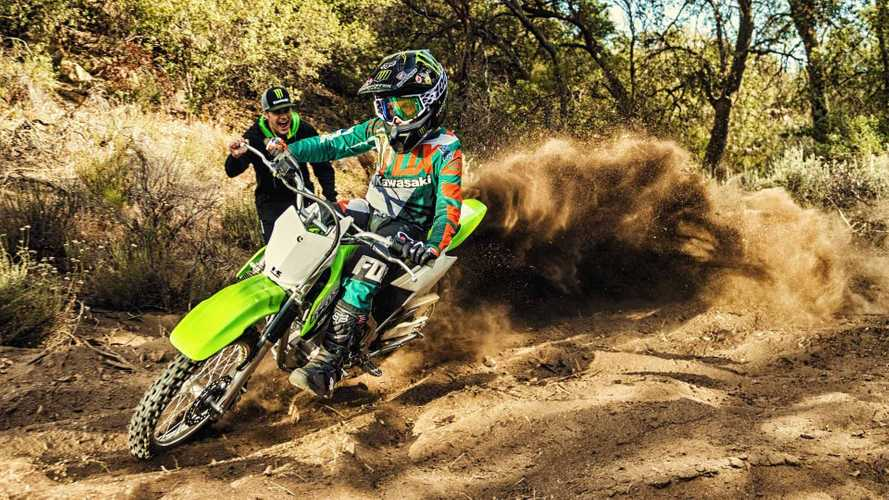 Kawasaki Files CARB Paperwork For Fuel-Injected KLX230