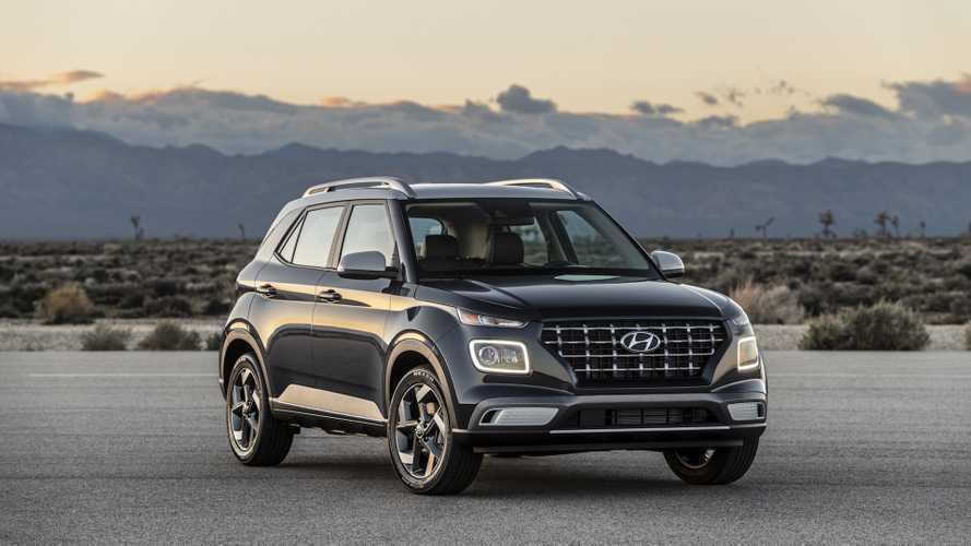 Hyundai Venue, SUV compatto per gli USA