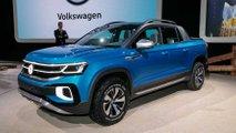 Volkswagen Tarok Concept Live Photos