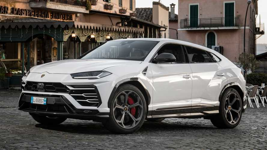 Urus helped Lamborghini nearly double sales in first half of 2019