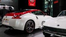 2020 Nissan 370Z 50th Anniversary Live Photos