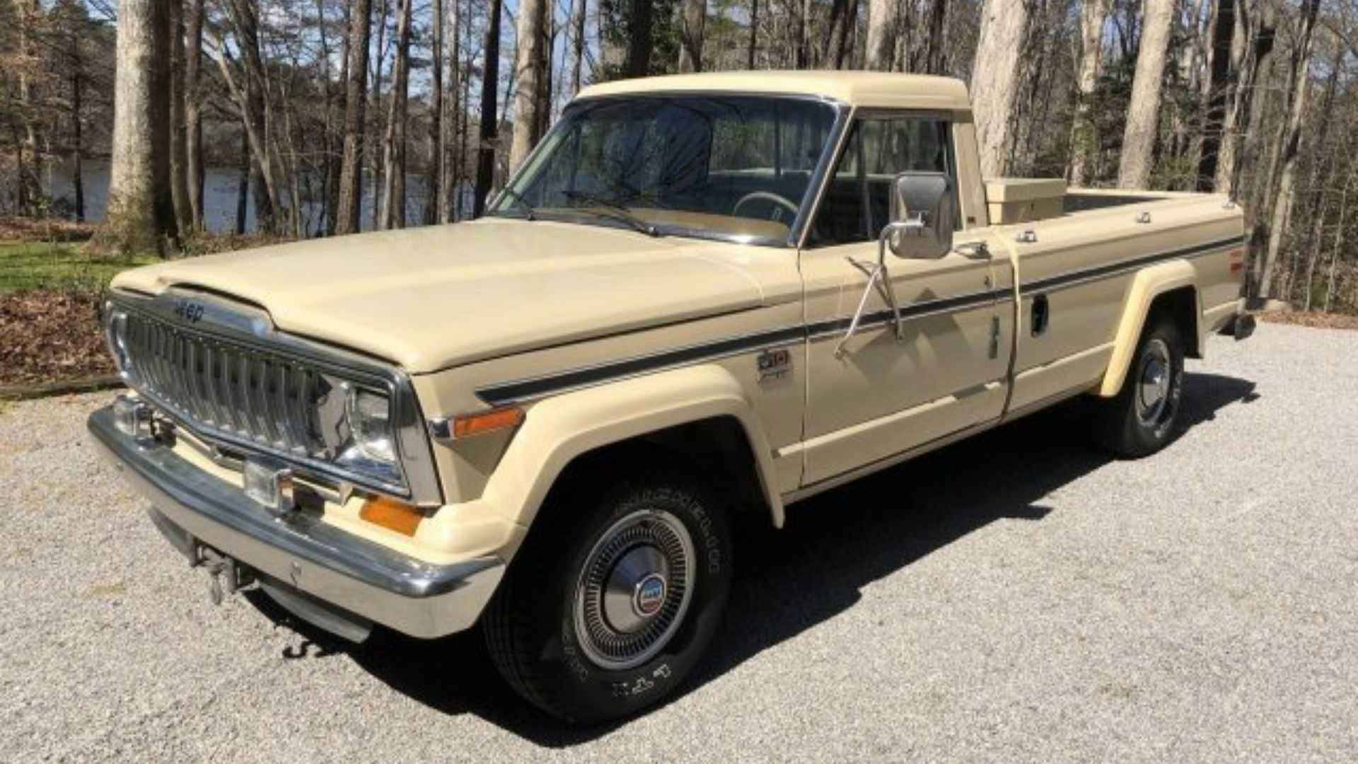 Save This Rugged And Rare 1985 Jeep J10 Pioneer | Motorious