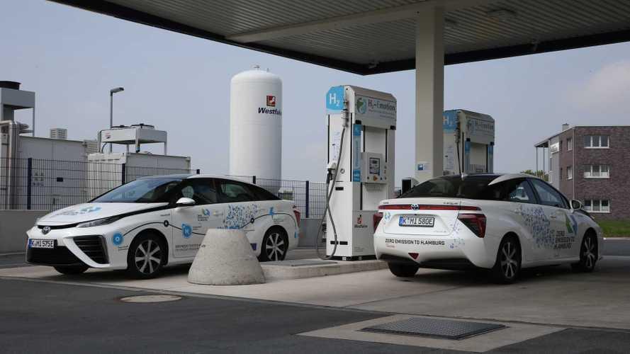 Experte: Wasserstoff-Autos haben nur 15 Prozent Wirkungsgrad