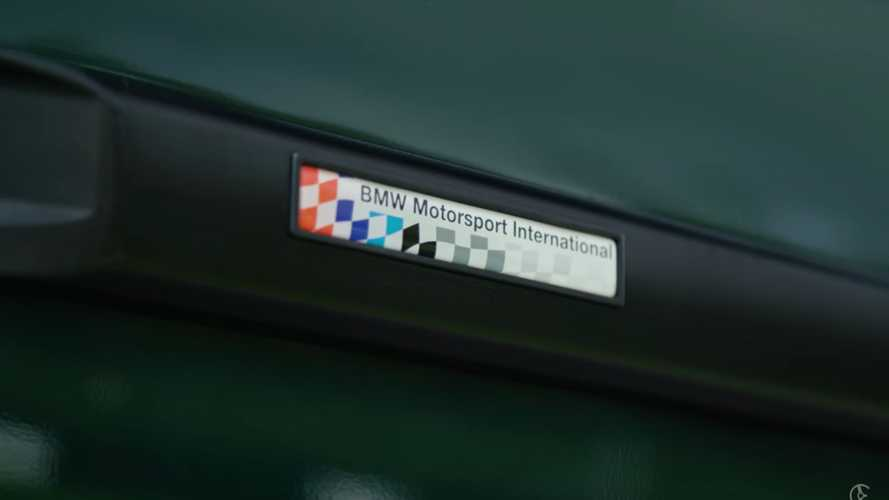 1994 BMW E36 M3 GT