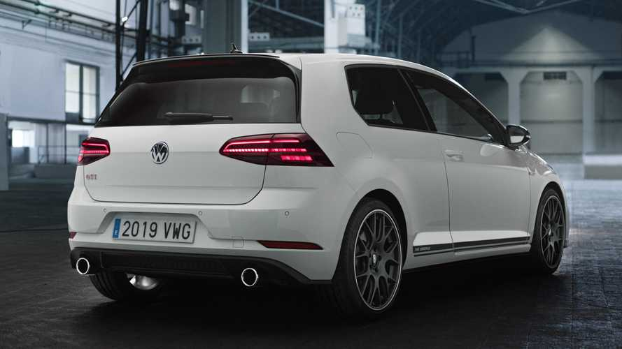 Volkswagen Golf GTI The Original 2019, ¡solo 44 unidades!