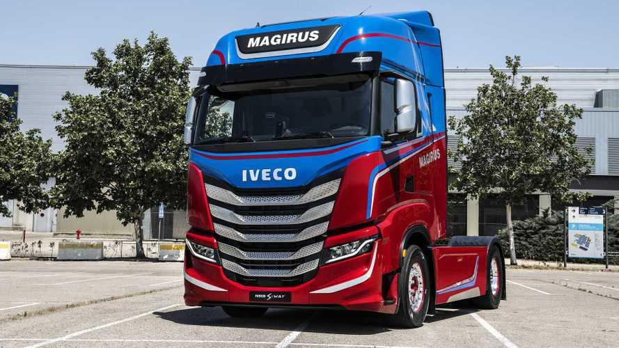 Iveco S-Way Magirus e Fit Cab, i nuovi concept