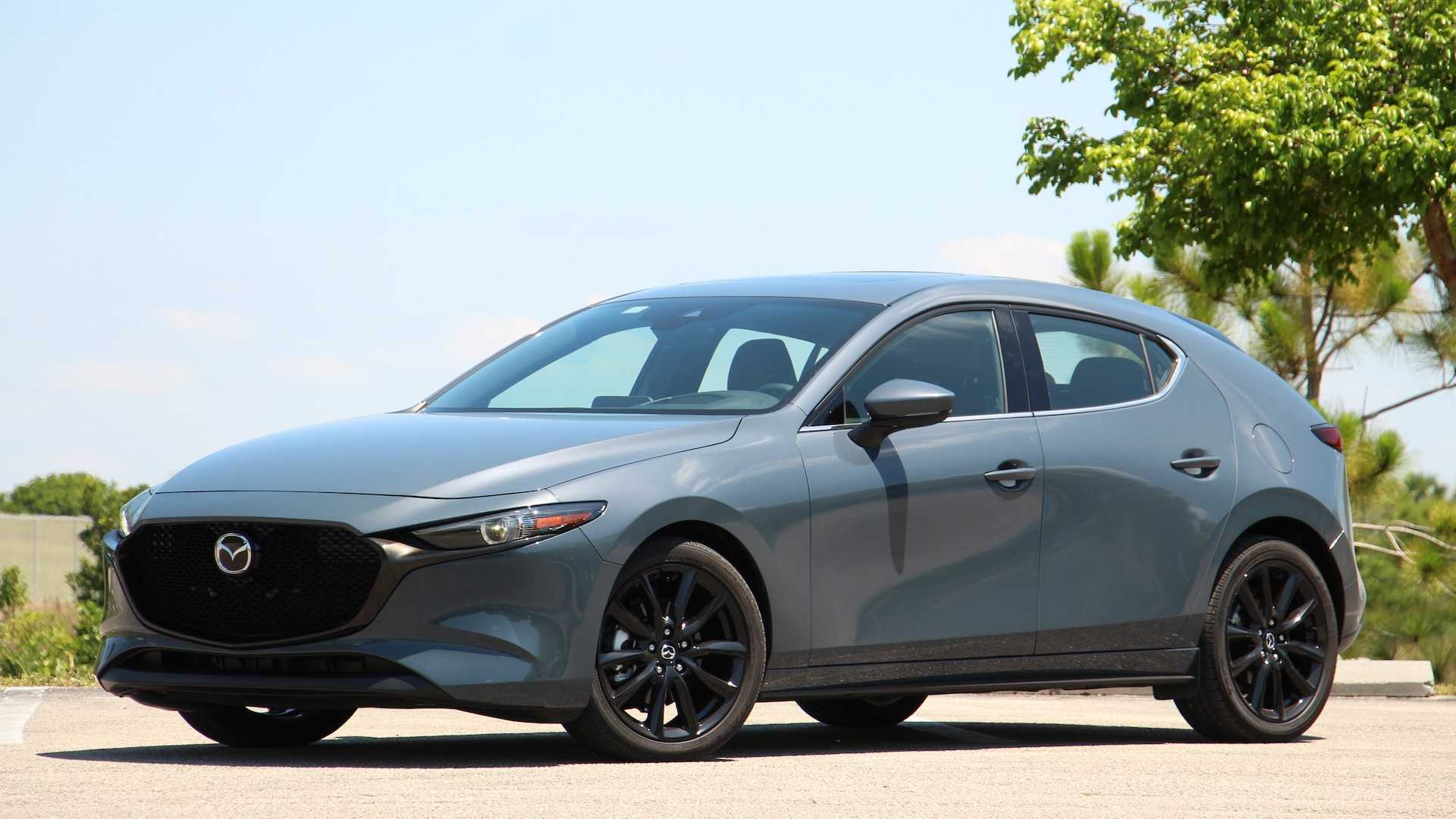 Best Hatchbacks 2020.2019 Mazda3 Awd Hatchback Review Young At Heart