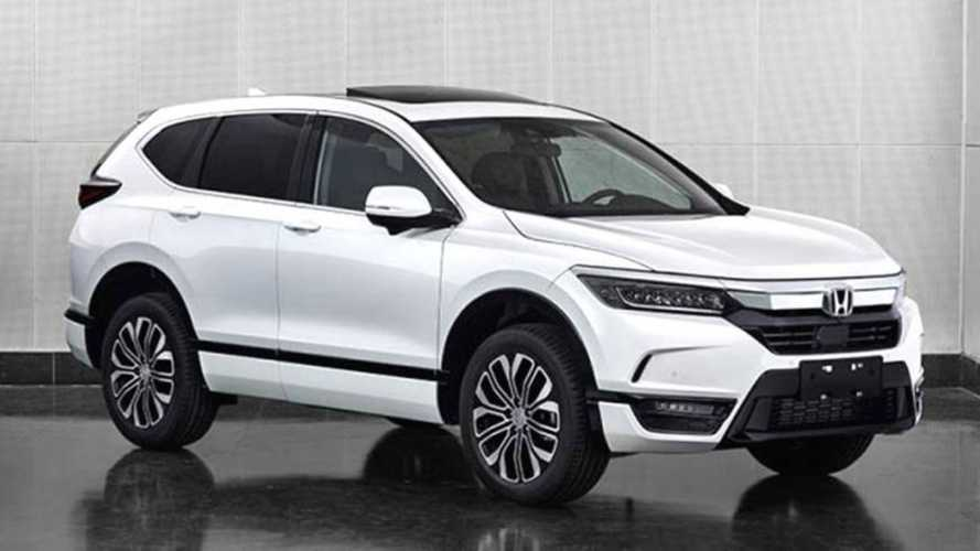 Honda Breeze: conheça o CR-V com cara de Civic exclusivo da China