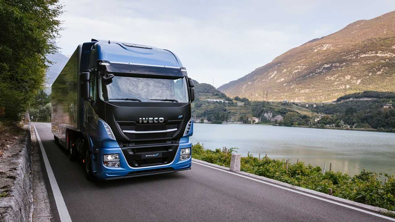 Iveco nuovo Stralis NP