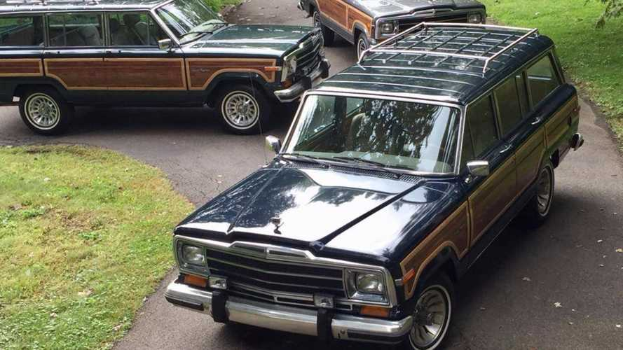 1987 Jeep Wagoneer: The Finest Classic  Luxury SUV for $43k?