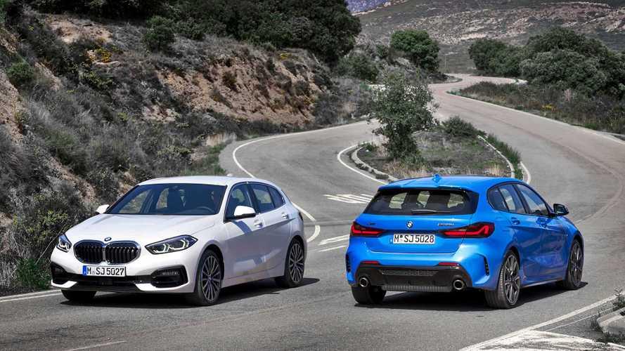 Új korszak kezdetét jelöli a harmadik-generációs 1-es BMW érkezése