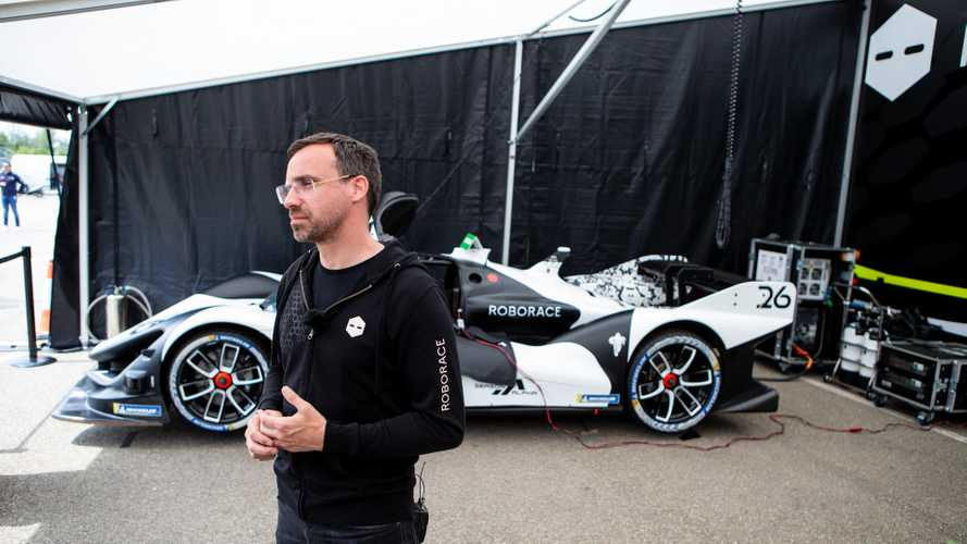 "Interview - ""Roborace veut développer des technologies pertinentes"""