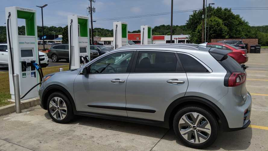 How Fast Does The 2019 Kia Niro EV Charge? We Find Out