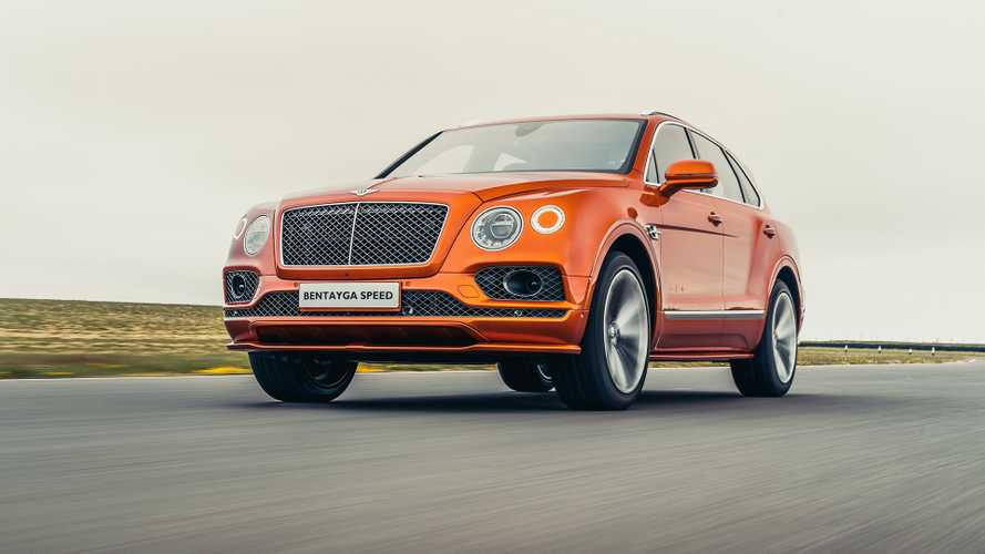 Bentley has sold 13.7 Bentayga SUVs each day
