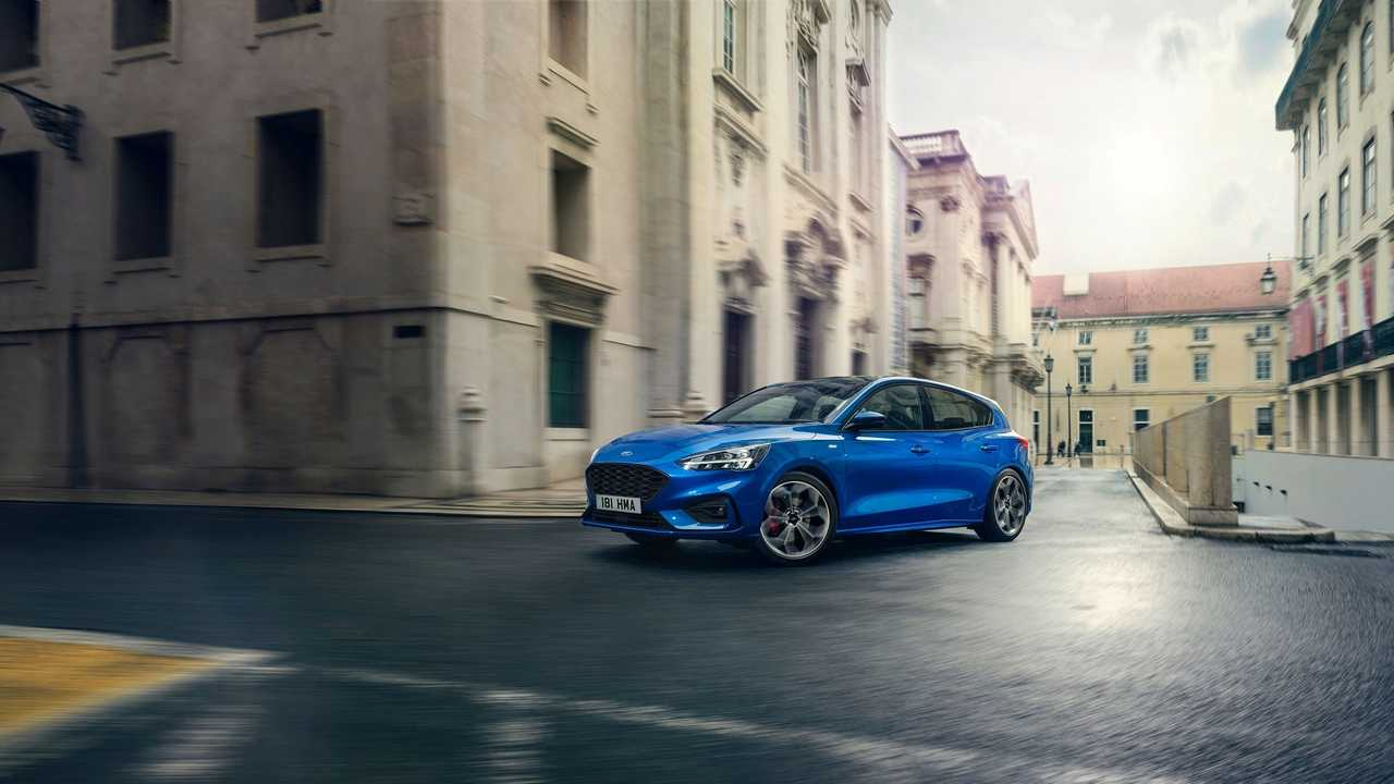2019 Ford Focus HB